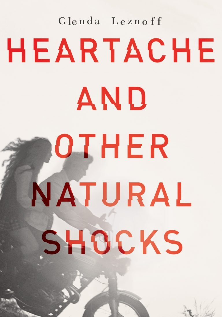 HEARTACHE AND OTHER NATURAL SHOCKS TUNDRA COVER